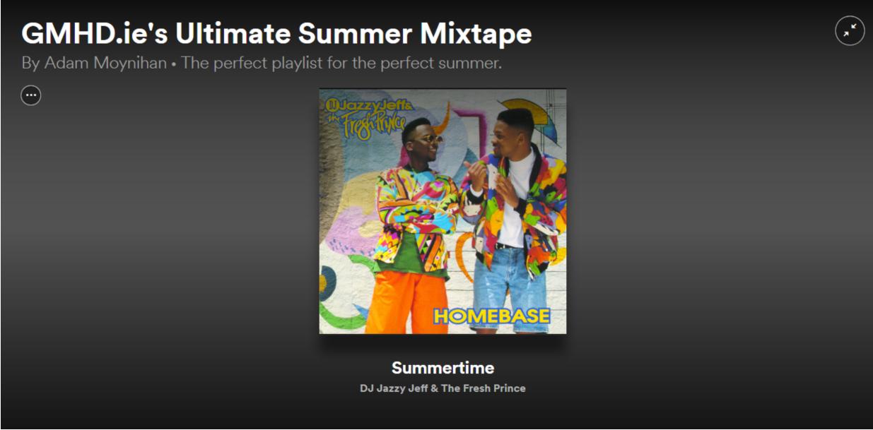 GMIBies-Ultimate-Summer-Mixtape